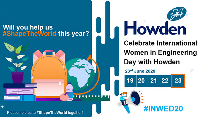 Join us for International Women in Engineering Day