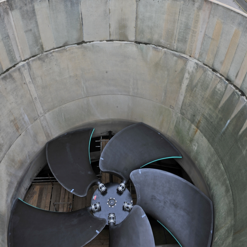 Cooling Tower - low noise Cooling Fans | Howden