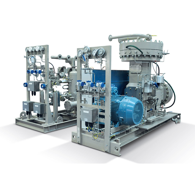 Compressors for Hydrogen Fuel Cells | Howden