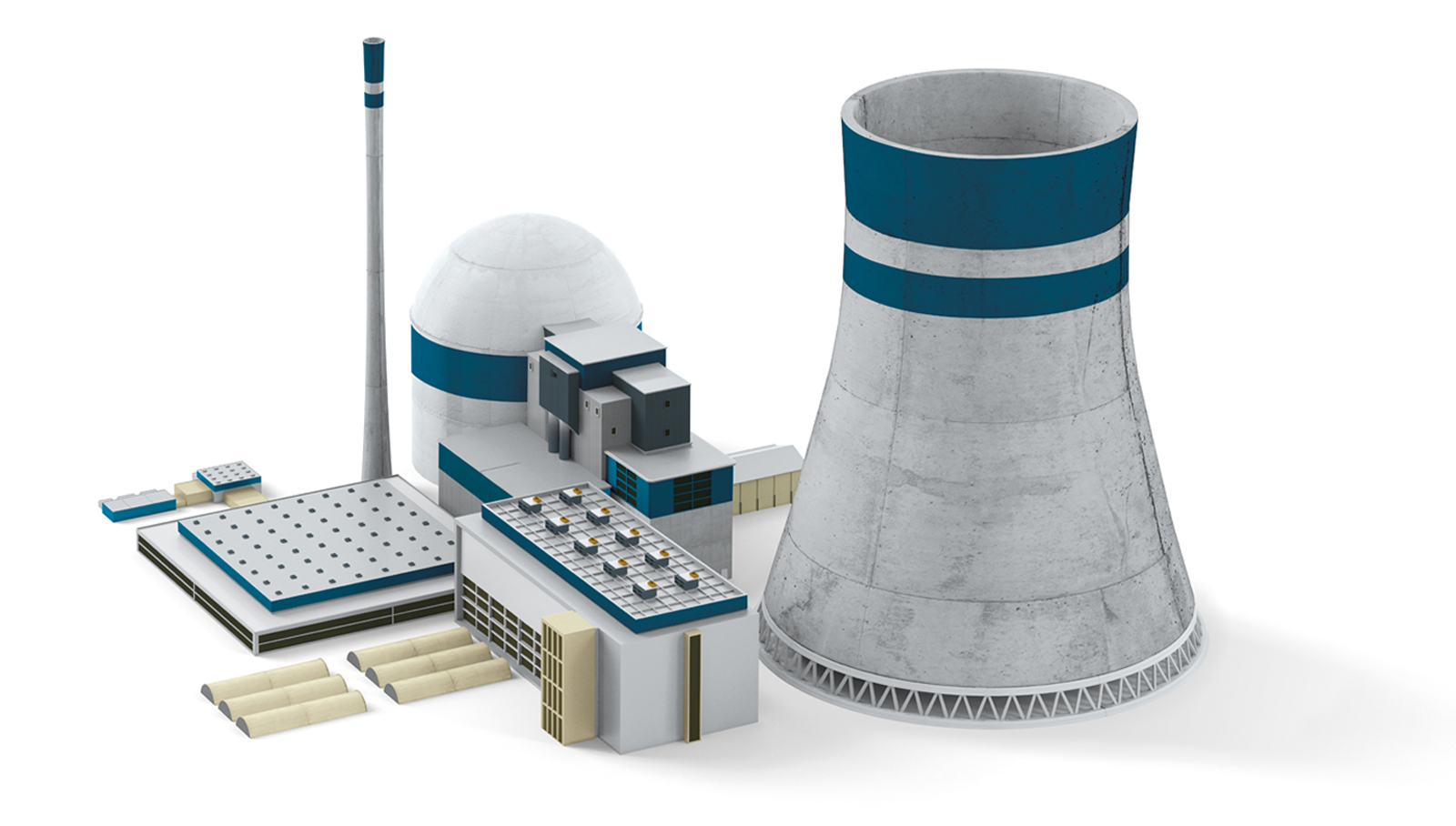 Nuclear power image