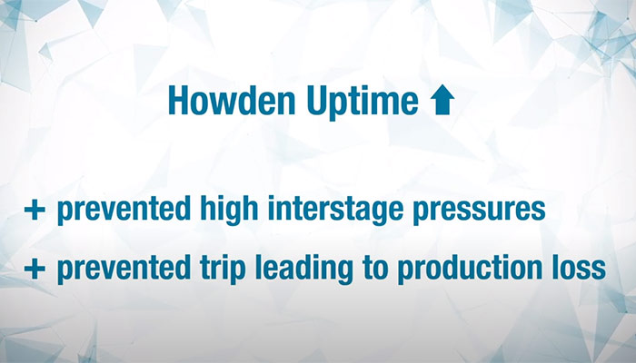 Screenshot form Howden Uptime video