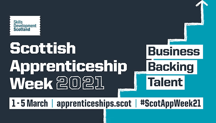 Scottish Apprenticeship Week 2021