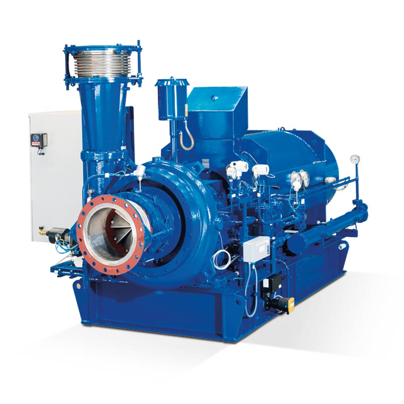 Single Stage Centrifugal Compressor