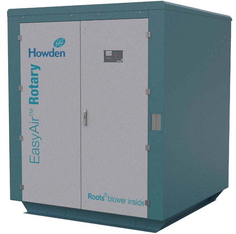Factory standard packages | Roots blowers | Howden