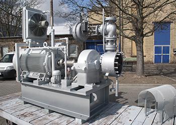 KK&K Turbo Machinery | Howden Turbo Technologies | Howden