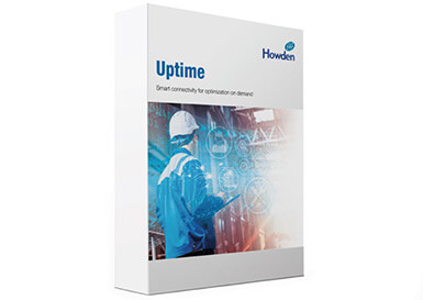 Howden Uptime software box