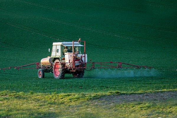 Pesticides drinking water contaminants